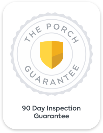 90 Day Porch Guarantee