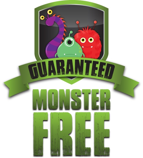 Monster Free Badge