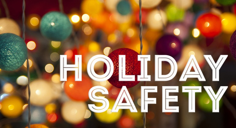 Holiday Home SafetyTips