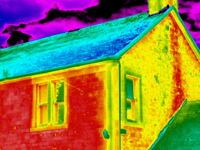 Infrared Thermal Imaging Inspection